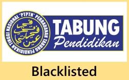 ptptn-blacklist